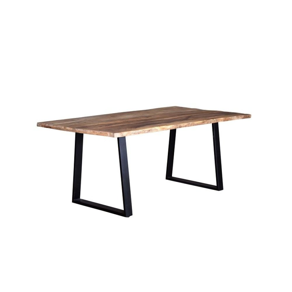 Crossover Natural Dining Tables with different bases, SB-AUT-63N