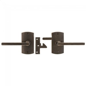 Convex Gate Hardware Silicon Bronze Brushed Product Image