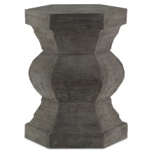 Pagoda Hexagonal Stool