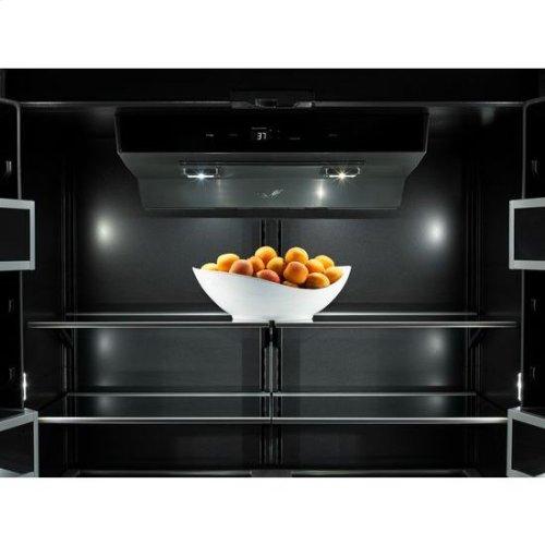 "Jenn-Air® 36"" Fully Integrated Built-In Bottom-Freezer Refrigerator (Left-Hand Door Swing), Panel Ready"