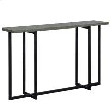 Faro Console Table in Grey