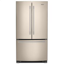 36-inch Wide French Door Refrigerator with Crisper Drawer - 25 cu. ft.(OPEN BOX CLOSEOUT)