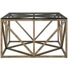 Truss Square Cocktail Table Product Image