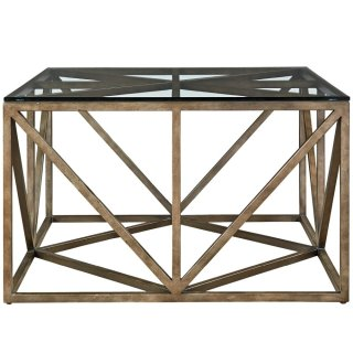 Truss Square Cocktail Table