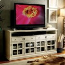 Sullivan - 68-inch TV Console - Country White Finish Product Image