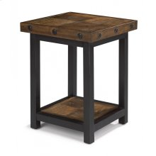 Carpenter Chairside Table
