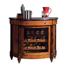 Merlot Valley Wine & Bar Console