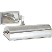 Visual Comfort AH2700PN Alexa Hampton Dean 40 watt 11 inch Polished Nickel Picture Light Wall Light