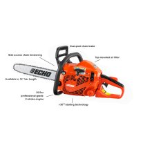 ECHO CS-310 30.5cc Easy-Starting Chain Saw