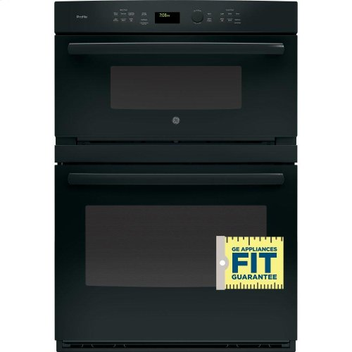 "GE Profile™ 30"" Built-In Combination Convection Microwave/Convection Wall Oven"