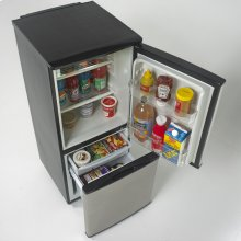 4.5 CF Bottom Mount Freezer / Refrigerator