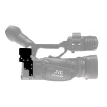 WIRELESS MIC RECEIVER BRACKET FOR GY-HM600 SERIES
