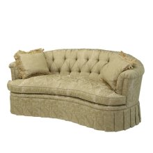 Etta Sofa - Tufted Back