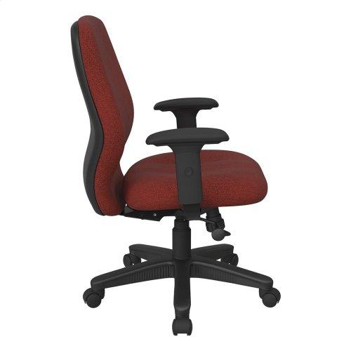Mid Back 2-to-1 Synchro Tilt Chair