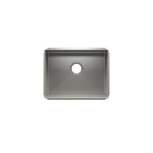 "J7® 003913 - undermount stainless steel Kitchen sink , 21"" × 16"" × 8"""