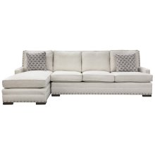 Riverside Left Arm Chaise 604-LAH