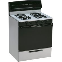 Crosley Gas Ranges (Sealed One-Piece Gas Burners with Flame Protection)