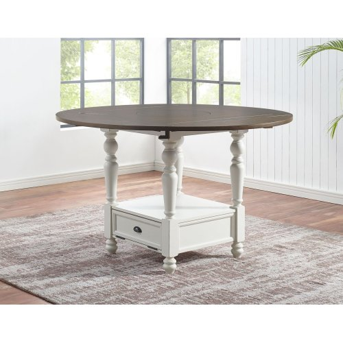 Joanna Round Counter Table Base