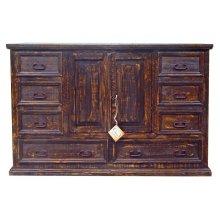 Med Wax Mansion Dresser