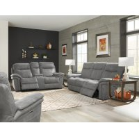 Mason Carbon Power Reclining Collection Product Image