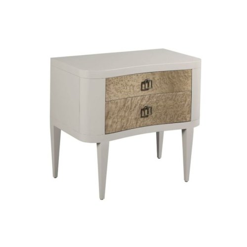 Watson Two Drawer Nightstand