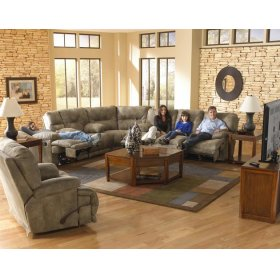 """""""Lay Flat"""" Recl Sofa"""