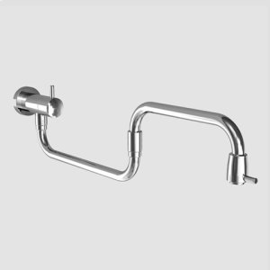 Chrome Pot Filler Product Image