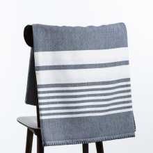 Helena Throw - Navy