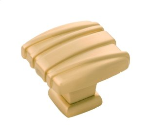1-1/4 In. Philippe Knob - Satin Brass Product Image