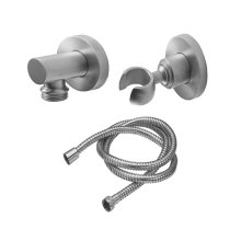 Wall Mounted Handshower Kit - Round