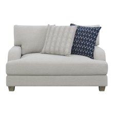 Emerald Home U4389-02-03 Laney Accent Chair, Harbor Gray