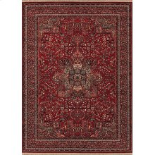 All Over Center Medallion - Antique Red 0612/3337