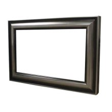 "Decorative Frame for 50"" flat-panel TVs"