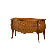 Drawing Room Tryst Chest - Poplar Burl