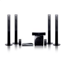 7.1 channel Blu-ray home theater system