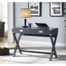 3879 Gray Writing Desk