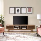 """Render 70"""" Entertainment Center TV Stand in Walnut Walnut Product Image"""