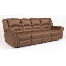 New Town Fabric Reclining Sectional