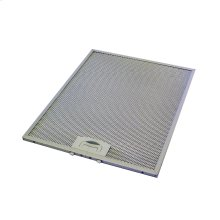 Dishwasher safe aluminum mesh filter set that fits all model XOI22 hood.