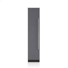 "18"" Designer Column Freezer with Ice Maker - Panel Ready"