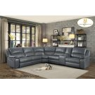 Power Motion 6pc Sectional Product Image