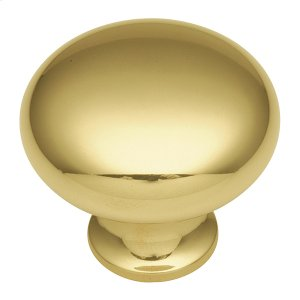 Solid Brass Knob - Oil Rubbed Bronze Product Image