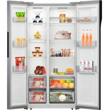 15.6 Cu. Ft. Frost Free Side-by-Side Refrigerator