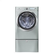 Front Load Washer with Wave-Touch® Controls featuring Perfect Steam - 4.3 Cu. Ft. (This is a Stock Photo, actual unit (s) appearance may contain cosmetic blemishes. Please call store if you would like actual pictures). This unit carries our 6 month warranty, MANUFACTURER WARRANTY and REBATE NOT VALID with this item. ISI 33551