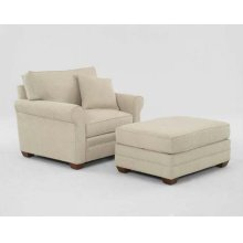 Bedford Chair and Ottoman