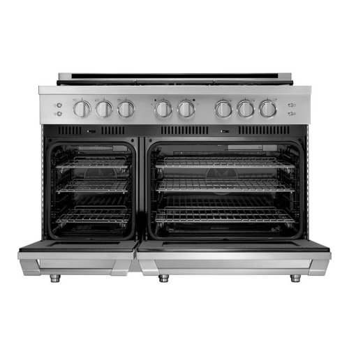 "48"" Heritage Gas Pro Range, DacorMatch Natural Gas/High Altitude"