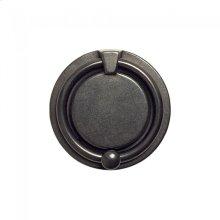 "4"" Round Door Knocker - DK400 Silicon Bronze Brushed"