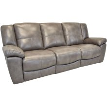 Power Reclining Sofa in Montgomery-Gray