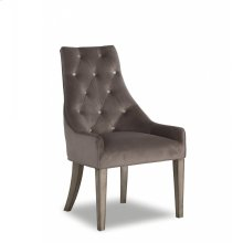Vogue Wood-Leg Dining Chair