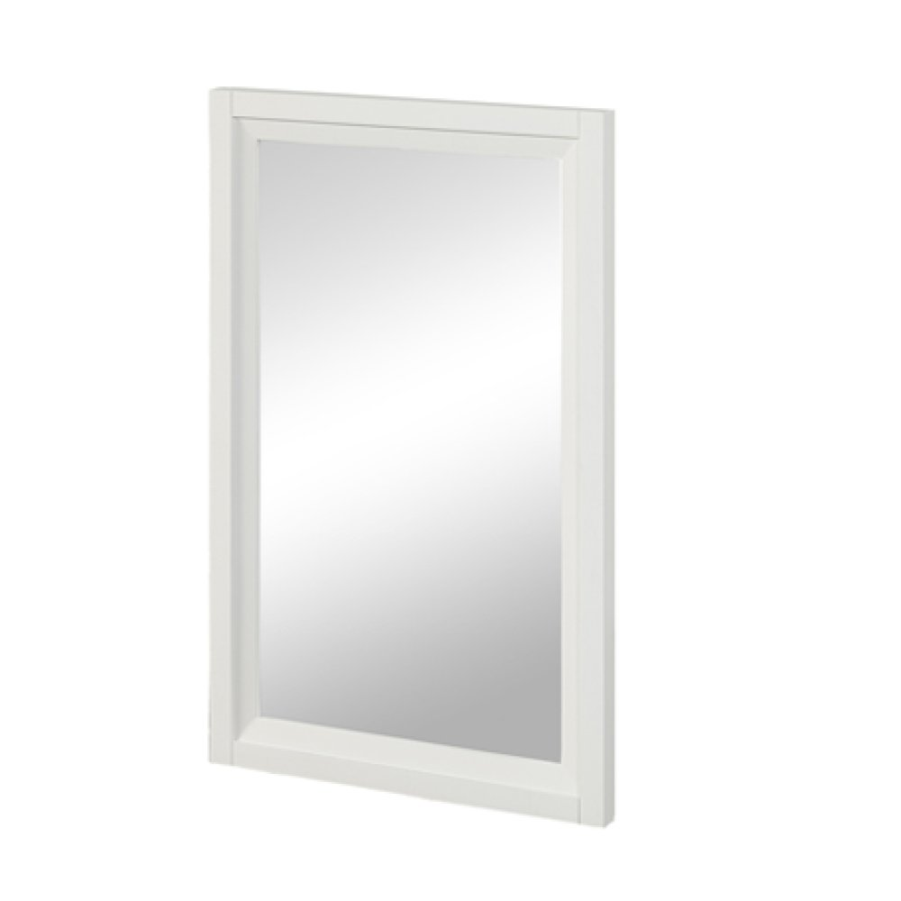 "Studio One 19"" Mirror - Glossy White"